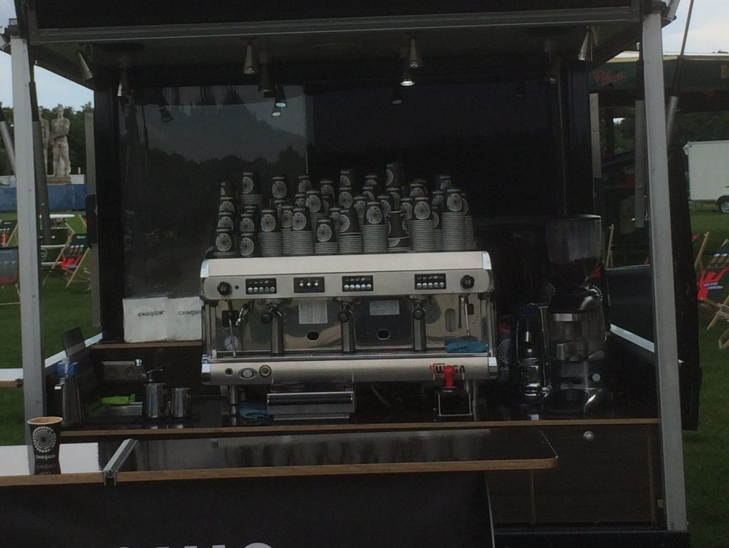 Espressomaschine Expert Black Edition