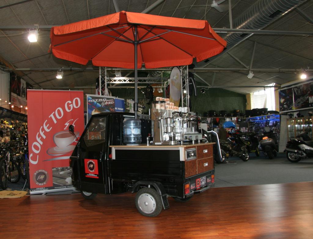 APE 50 Classic Kaffeemobil