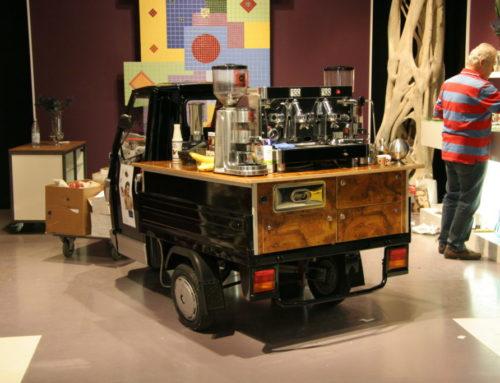 Ape50 Classic Espressomobil