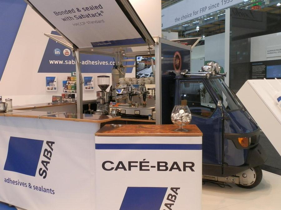 APE 750 Kaffeemobil - Espressomobil