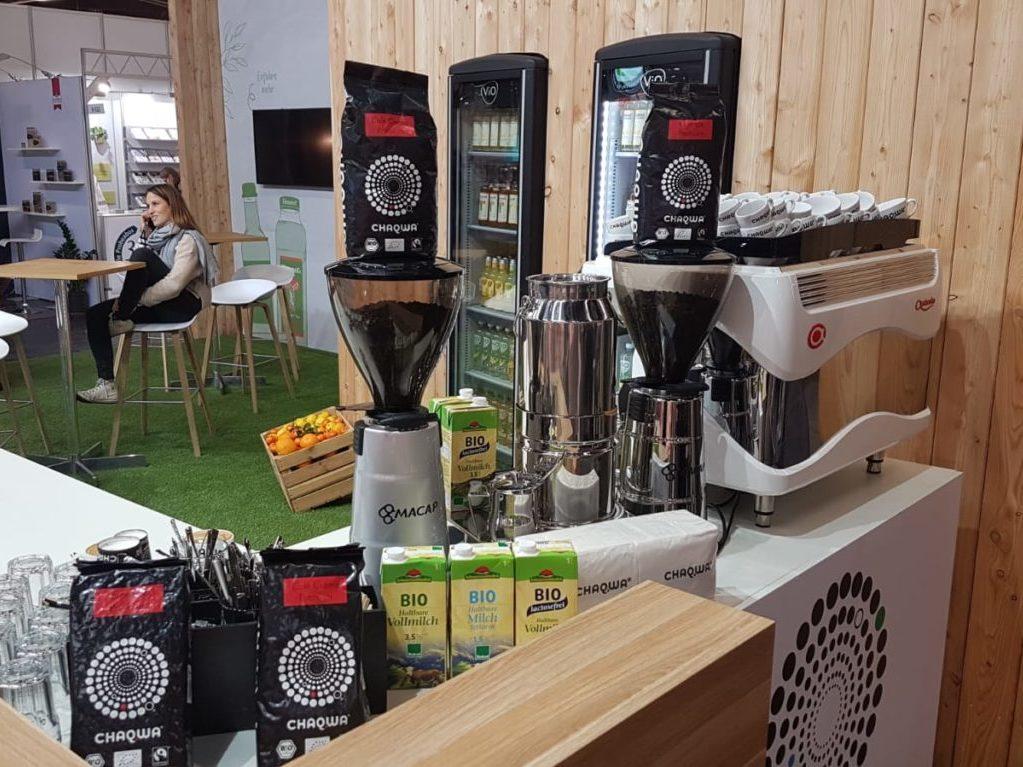 Bio-Fach Nürnberg Chaqwa Espresso