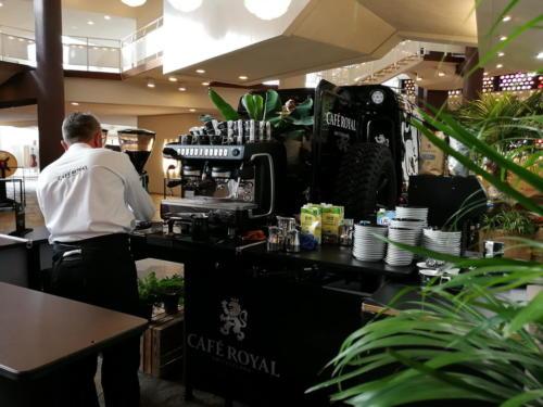 Landrover Defender Kaffeemobil Zuckerhut 2019