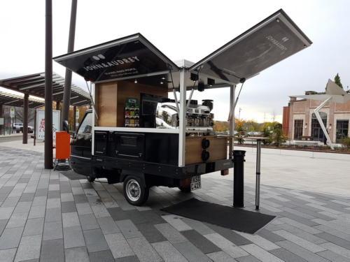 Das neue John&Audrey Kaffeemobil
